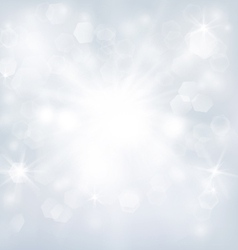 Blink bokeh background for cosmetic or celebrate vector