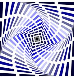 Design colorful twirl movement background vector