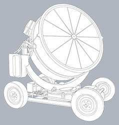 Searchlight vector