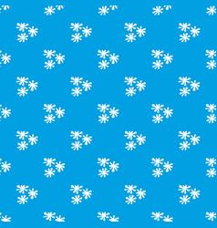 Paintball blob pattern seamless blue vector