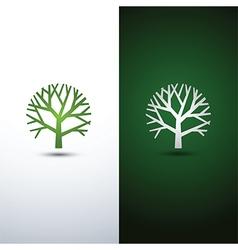 Tree logo vector