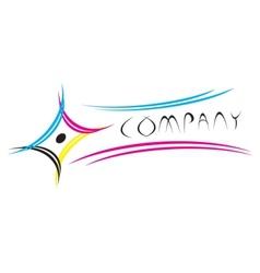 Cmyk logo vector