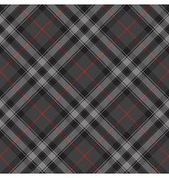 Pride of scotland silver tartan diagonal texture vector image vector image