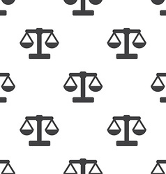 Scales seamless pattern vector