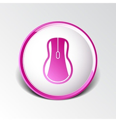 Computer mouse icon icon symbol click button vector