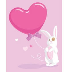 baby greeting card vector image