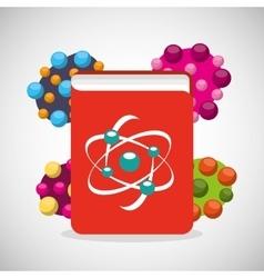 Molecule particle laboratory scientific vector