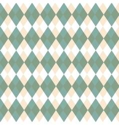 Green geometric seamless pattern decorative vector