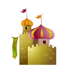 Icon palace vector