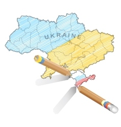 Political events in the crimean peninsula vector