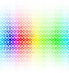 abstract background rainbow vector image