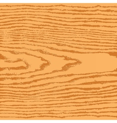 Brown wood texture background in square format vector image vector image