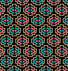 Native ethnic seamless pattern vector