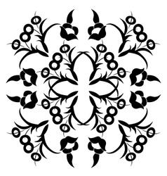Ottoman motifs vector