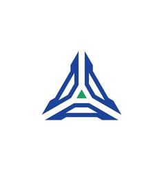 Abstract logo template vector