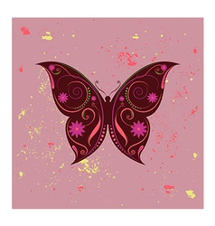 Amazing butterfly vector