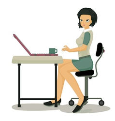 Working women vector