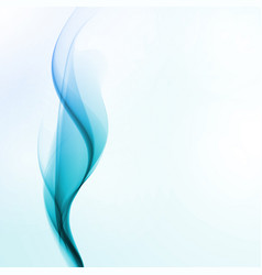Abstract water background vector