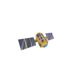 Image space satellite vector