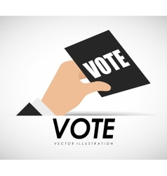 Vote ballot vector