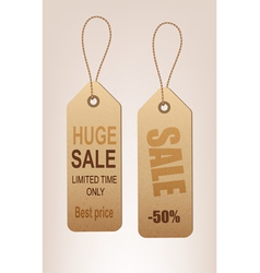 set of reto discount tags vector image