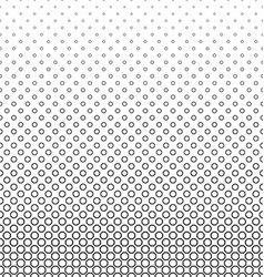 Black and white line octagon pattern vector