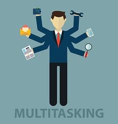 Multitasking vector