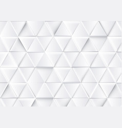 Abstract luxury triangles background vector