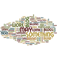 From blog to article text background word cloud vector