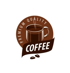 Logo for coffee vector