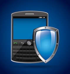 Cellphone security vector