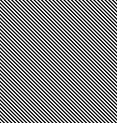 Seamless Black Stripe Background vector image vector image
