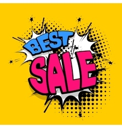 Lettering best sale tag comics book balloon vector