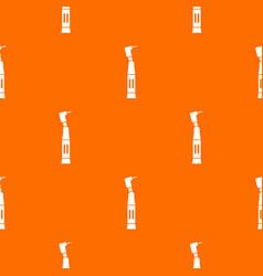Dental drill pattern seamless vector
