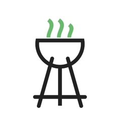Outdoor cooking vector