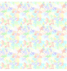 Mosaic blot pattern seamless splash background vector