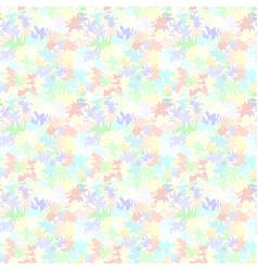 Mosaic blot pattern seamless splash background vector