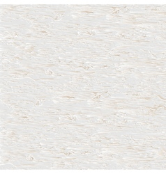 Realistic white wooden texture vector