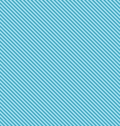 Seamless Blue Stripe Background vector image vector image