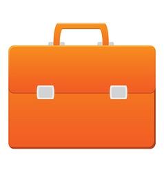 Orange icon portfolio vector