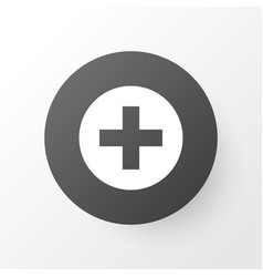 Medical sign icon symbol premium quality isolated vector