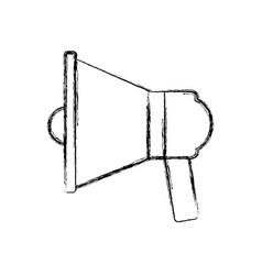 Megaphone icon image vector