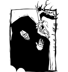 Pagan Image vector image