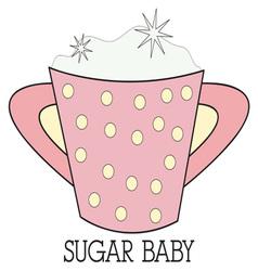 Sugar baby vector