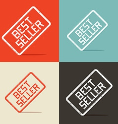 Best seller backgrounds vector