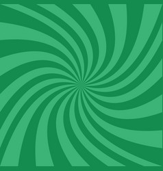 Abstract spiral background from radial rays vector