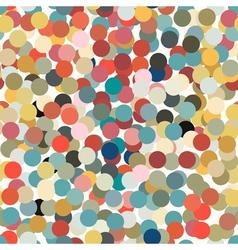 Circle colorful seamless vector image