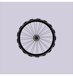 Wheel icon wheel icon  bike wheel icon art vector