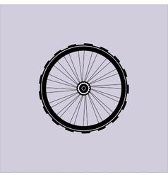 wheel Icon wheel Icon Bike wheel Icon Art vector image vector image