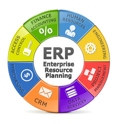 Erp system vector